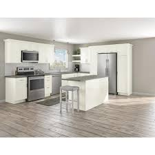 home depot white kitchen base cabinets courtland shaker assembled 36 in x 34 5 in x 24 in stock sink base kitchen cabinet in polar white finish
