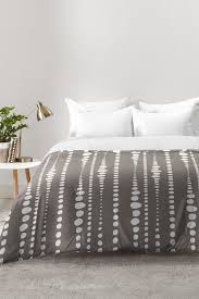 heather dutton bestrewn stone comforter deny designs home