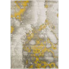 Gold Area Rugs Chartwell Light Gray Gold Area Rug Reviews Allmodern
