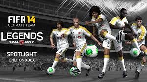 fifa 14 black friday amazon fifa 14 ultimate team legends gets official faq