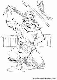 ninja coloring pages coloring