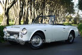 vintage datsun convertible sold datsun 2000 sports roadster auctions lot 37 shannons