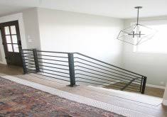 How Much Do Banisters Cost Charming How Much Does A Stair Railing Cost Staircase Material