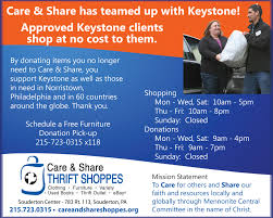 Donate Used Furniture by Keystone Opportunity Center Care U0026 Share Thrift Shoppes Keystone