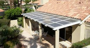 solar panels on houses bifacial solar panels awning by sanyo home construction remodel