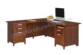 Office Furniture L Desk Realspace Marbury Outlet L Shaped Desk 29 1 3 H X 70 7 8 W X 70 7