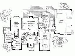 3500 sq ft house eplans new american house plan four bedroom new american 3500
