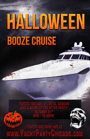yacht party chicago u0027s halloween booze cruise tickets tue oct 31