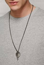 mens necklace images 58 mens italian horn necklace mens italian horn necklaces what is jpeg