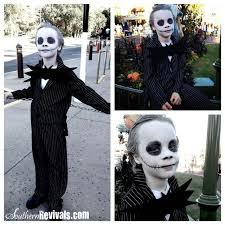 Jack Skellington Halloween Costume Jack Skeleton Disfraces Niños Skeletons