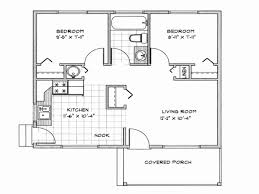 1000 sq ft floor plans small house plans 1000 sqft 2 bedroom inspirational small
