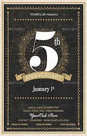 anniversary party flyer template http ffflyer com anniversary