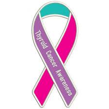 charming thyroid cancer logo best 25 awareness ideas on