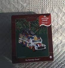 musical carlton cards partridge family ornament 33070328