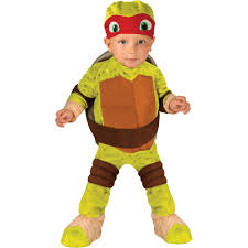 Ninja Halloween Costume Kids Teenage Mutant Ninja Turtle