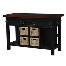 black distressed kitchen island kitchen islands
