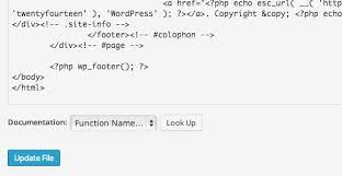 learn how to edit wordpress theme html u2014 the theme foundry