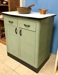Vintage Hoosier Cabinet For Sale Enamel Porcelain Cabinet Pastimes Decor Antiques U0026 Collectibles