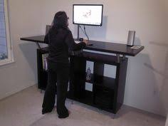 Standing Computer Desk Ikea Office Desk Ikea Uncategorized Amazing Standing Desk Ikea