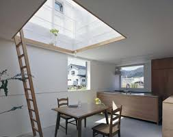 skylight design decorations kitchen dining room with modern skylight in natural