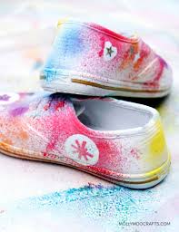 diy shoe decorating for kids decorating craft and diys