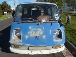 mazda van f1000 bongo 500kg 1975 panel van manual 987 cc carb seats in vic