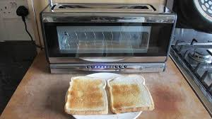 Toaster With Clear Sides Russell Hobbs Purity Glass Line Toaster Review Trusted Reviews