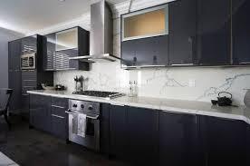 european style modern high gloss kitchen cabinets hi gloss charcoal cabinet city kitchen and bath