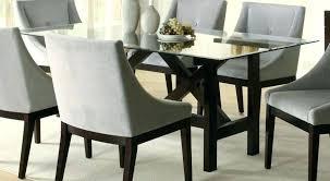 glass breakfast table set rectangular glass dining table set rectangular glass dining table