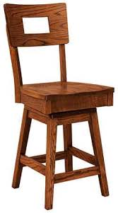 Kirklands Bistro Table Woodloft Com Locally Amish Made Counter Stools And Bar Stools