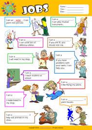 jobs find the words esl vocabulary worksheet mau hinh