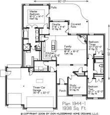 house plans with portico house plans with drive through portico house plan