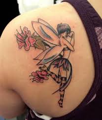 back shoulder tattoo designs