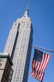 New Yorks Flag Drei Tage New York Unterwegs Im Süden Manhattans An Tag Drei