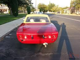 1979 corvette tail lights fiat spider 2000 w custom tail classic corvette lights