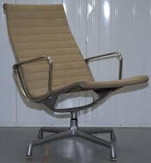 Vitra Eames Armchair Vitra Eames Herman Miller Ea 116 Hopsack Swivel Lounge Armchair