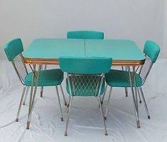 how to restore 1950s chrome kitchen table u0026 chairs formica table