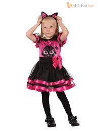 Kids Girls Halloween Costumes Toddler Girls Halloween Costume Age 2 3 Witch Cat Princess Tutu
