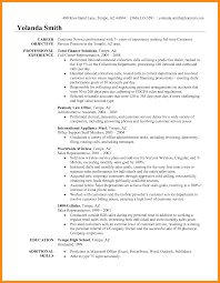 Temple Resume Template Resume For Customer Service Jobs Resume Template And