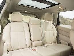 nissan platinum 2015 2015 nissan pathfinder 4wd platinum interior rear seats hd