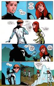 X Men Kink Meme - iceman is gay because a straight telepath said so queereka