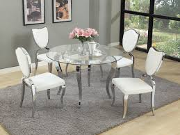 glass top dining room table top 69 divine glass dining table set 6 chairs 4 room and artistry