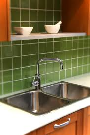 green kitchen backsplash tile choosing and installing kitchen backsplash tiles