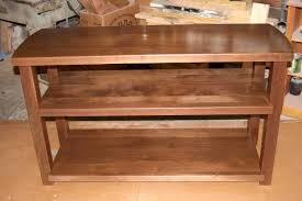 Wood Audio Rack Custom High End Audio Stereo Racks Amp Stands Speaker Stands And