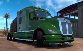kenworth t680 parts list enhanced kenworth t680 v1 0 ats american truck simulator mod ats mod