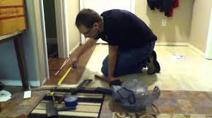 Golden Select Laminate Flooring Reviews Laminate Install From Costco Time Lapse Youtube