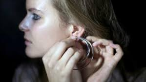 product for tucking hair behind ears tucking your hair behind your ear is now fashion quartzy