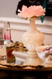 Lenox Vase With Rose Vintage Lenox Vase Glitter U0026 Goat Cheese