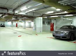 underground garage of the building picture road infrastructure underground garage of the living home with two good cars