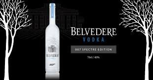 dry martini shaken not stirred belvedere spectre limited edition the whisky exchange